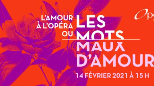 NOUVELLE -  Un après-midi romantique à l'Opéra de Québec