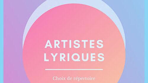 NOUVELLE-  Nouveau Théâtre Musical- Premier Concours de la musique de l'Anthologie de la musique québécoise