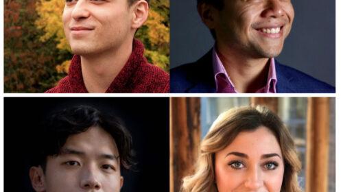 La nouvelle cohorte de l'Atelier lyrique de l'Opéra de Montréal 2021-2022