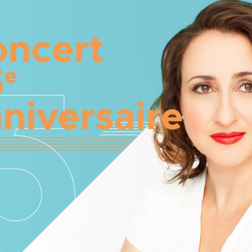 ACTUALITÉS- I MUSICI DE MONTREAL- Concert du 35e anniversaire