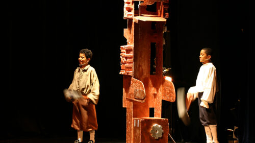 CODA- Médiation de la musique et opéra : ou comment chanter l'engagement social