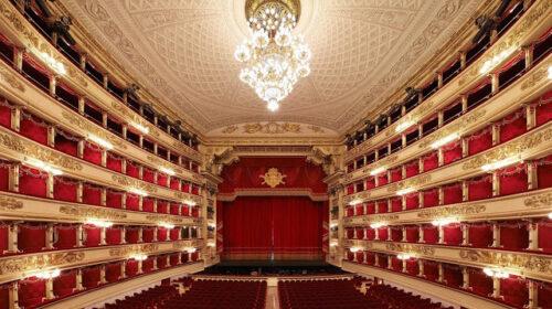 RÉTROSPECTIVES- Lieu- Teatro alla Scala de Milan