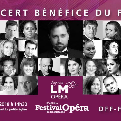 L'OFF-FOSE 2018 du FestivalOpéra de Saint-Eustache