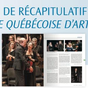 Un index en guise de récapitulatif des 25 numéros de L'Opéra- Revue québécoise d'art lyrique