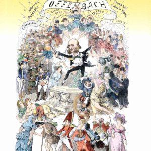 DOSSIER : Les mille et un visages de Jacques Offenbach : du cancan à la barcarolle... de Paris à Montréal!