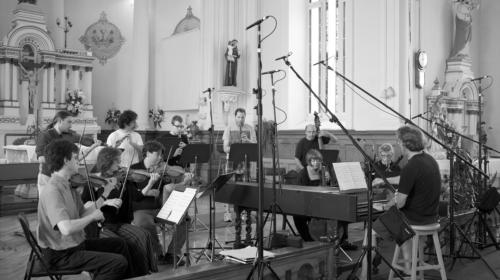 La suite de l'Intégrale des Cantates de Bach-An IV avec la Bande Montréal Baroque et Motets, voix et orgue aux Concerts Lachine
