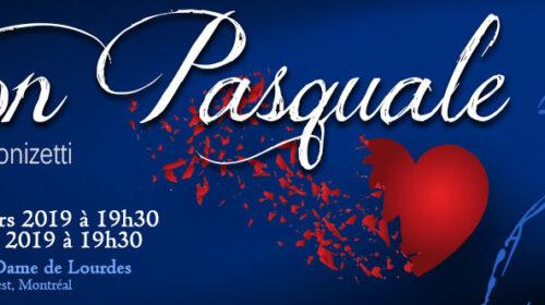 Don Pasquale par Opéra immédiat, de la Musique française avec Sharon Azrieli et l'Orchestre de chambre de McGill et L'opérette en folie par le Festival Classica