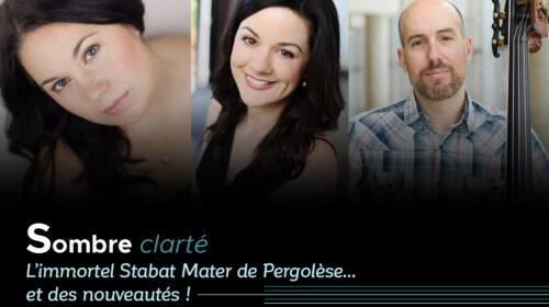 De la « Sombre Clarté » des I Musici de Montréal, une création réussie de L'Hiver attend beaucoup de moi et une nouvelle ère pour L'Opéra- Revue québécoise d'art lyrique