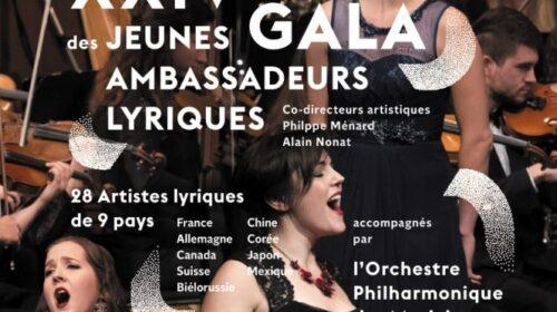 Le XXIVe Gala des Jeunes ambassadeurs lyriques, Actéon d'Emmanuel Charpentier à l'Atelier d'opéra de l'Université de Montréal, Nicandro et Fileno par Les Boréades de Montréal