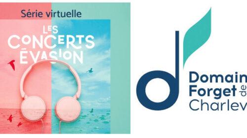 Un appel au public du Domaine Forget de Charlevoix pour « Le concert Évasion » de son ambassadrice Marie-Nicole Lemieux, des pétitions pour les arts vivants et les artistes et pour un « Grand chantier artistique et musical québécois »