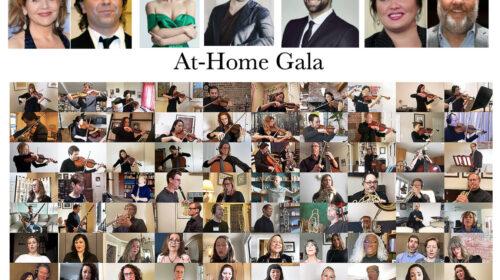 Le Gala à la maison (At Home) du Metropolitan Opera de New York, les résultats du premier concours d'art virtuel SOI et le concours DO MI SI LA DO RÉ (Domicile adoré) par la Fondation des Jeunesses musicales