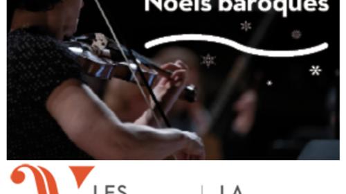 Des Noëls baroques par Les Violons du Roy, un Temps des Fêtes lumineux avec l'OSM et un Noël symphonique avec Quartom à l'OSQ