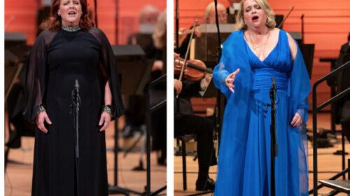 Une rentrée lyrique avec Karina Gauvin et Marie-Nicole Lemieux à l'Orchestre symphonique de Montréal et l'entrée en fonction de Jean-François Lapointe à l'Opéra de Québec