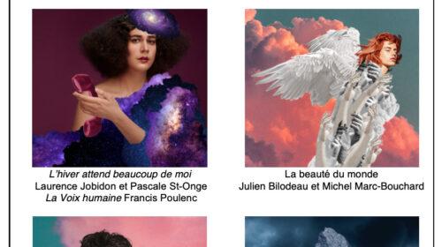 Une « nouvelle » saison de créations à l'Opéra de Montréal, un récital de Florence Bourget avec l'Orchestre classique de Montréal et un été lyrique 2020 ... pas comme les autres au Québec et dans le monde !