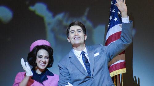 La première de JFK de David T. Little et Royce Vavrek à l'Opéra de Montréal, un récital du jeune ténor Olivier Bergeron à Société d'art vocal de Montréal et Opéra 101, un spectacle d'humour lyrique