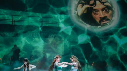 Das Rheingold à l'Opéra de Montréal, Le chanteur de Mexico à l'Opéra bouffe du Québec et un récital de Marie-Andrée Mathieu à La Relève musicale