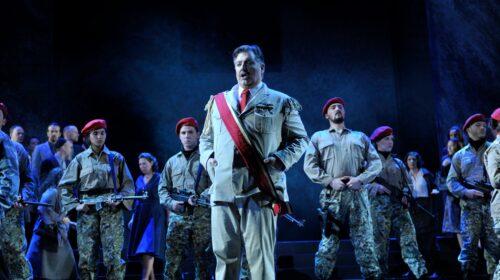 Un Nabucco en clôture de saison de l'Opéra de Québec, Shakespeare entre amour et ténèbres ave la soprano Éthel Guéret et le programme du FestivalOpéra de Saint-Eustache de 2019