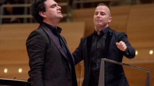 Yannick Nézet-Séguin et son invité Rolando Villazón à l'Orchestre métropolitain et un récital de Gerald Finley à la Société d'art vocal de Montréal