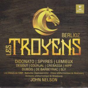 Des éloges pour Les Troyens de Berlioz avec Marie-Nicole Lemieux et Philippe Sly dans l'enregistrement Erato et Rigoletto par le Royal Opera House Covent Garden à Ciné-spectacle