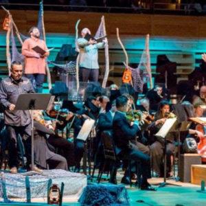 La création de l'opéra Chaakapesh, le périple du fripon par l'Orchestre symphonique de Montréal, des récitals de Marie-Nicole Lemieux et Philippe Sly, l'évènement La Voix, espace public d'André Papathomas et une saison lyrique d'automne prometteuse