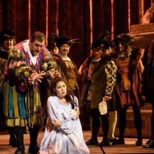 Rigoletto en ouverture de la 39e saison de l'Opéra de Montréal, la suite de  « La Voix, espace public » d'André Papathomas et une Amicale de la Phonothèque avec le musicologue Michel Veilleux