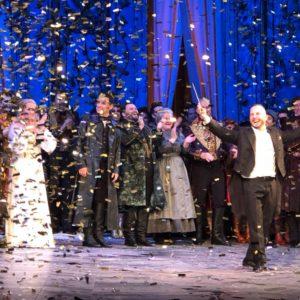Une splendide rentrée pour Yannick Nézet-Séguin au Metropolitan Opera de New York, des Noëls baroques français par Clavecin en concert et une Sérénade d'hiver par le New York Polyphony