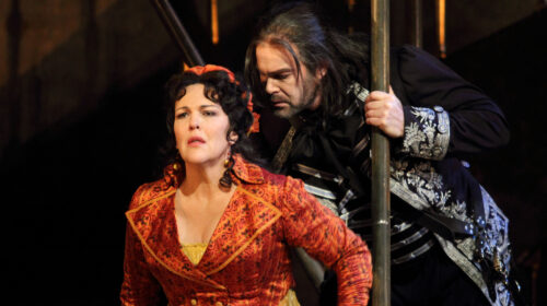 TOSCA AU ROYAL OPERA: UNE DISTRIBUTION MAGISTRALE!