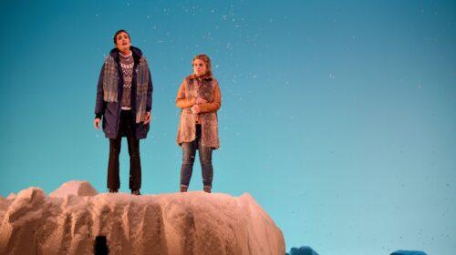 Opéra de Montréal- D'une sensibilité déchirante : L'Hiver attend beaucoup de moi et La Voix humaine