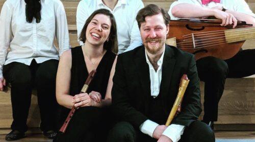 CRITIQUE- L'ensemble baroque Les Méandres- De magnifiques moments musicaux.. et vocaux!