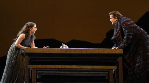 CRTIIQUE- Opéra de Montréal- Written on skin, Agnès et Mélisande