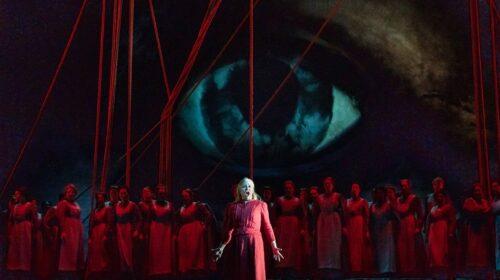 CRITIQUE- Metropolitan Opera de New York- Le Vaisseau fantôme de Richard Wagner  : de la facture mystique et surnaturelle de la mise en scène de François Girard