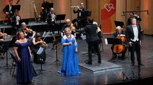 Opéra du Royaume- Gala du 50e anniversaire- Un public conquis et des lendemains prometteurs