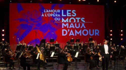 CRITIQUE- Opéra de Québec- Gala de la Saint-Valentin- Des mots d'amour essentiels