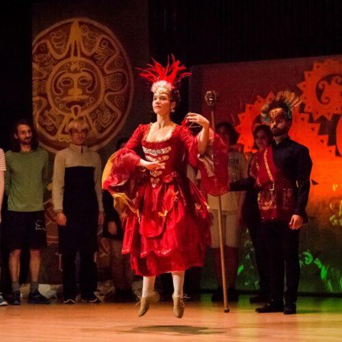 CRTIQUE- Atelier d'opéra de l'Université de Montréal- Les Indes galantes ou la dénaturation des Occidentaux