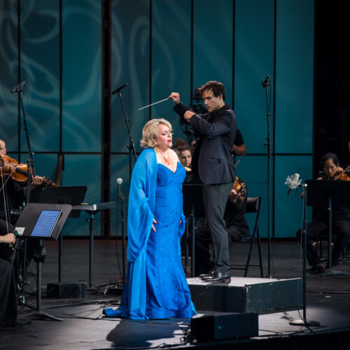CRITIQUE- Festival de Lanaudière 2021- Karina Gauvin et Les Violons du Roy : un plaisir simple et pur