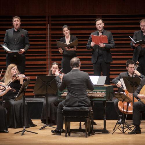 CRITIQUE- Les Violons du Roy- La spiritualité de Bach