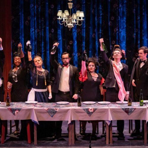 CRITIQUE- Atelier d'opéra de L'Université de Montréal- La Vie parisienne : une effervescence contagieuse