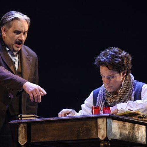 CRITIQUE- Opéra de Montréal- De fougues et d'émotions pour Nelligan