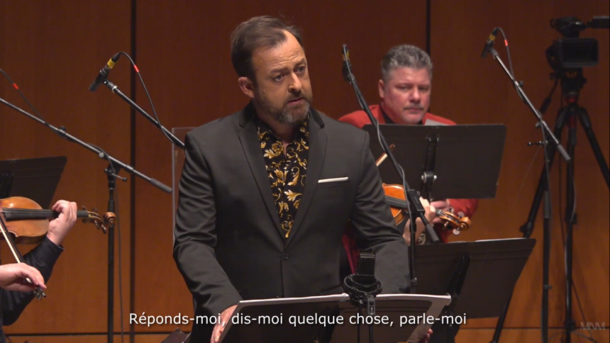Festival MNM : Elia, l'Opéra avec un grand « O » de Silvio Palmieri