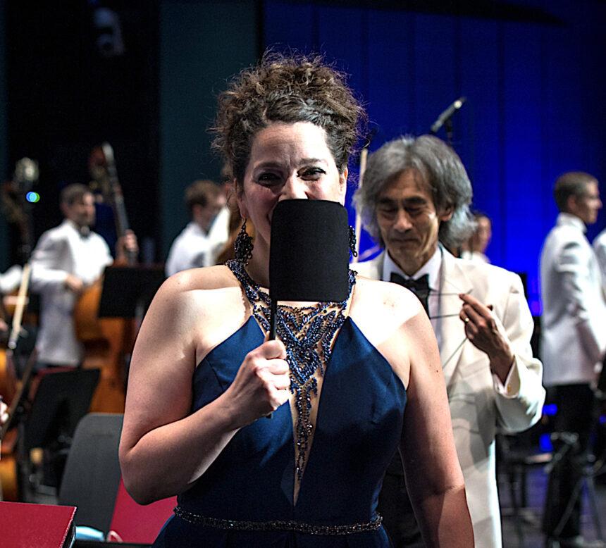 Festival de Lanaudière- Le grand retour de Kent Nagano au Québec- L'extrême félicité d'Hélène Guilmette… et un public au paradis!
