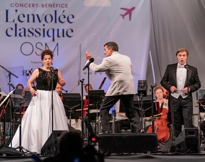 Orchestre symphonique de Montréal - L'envolée classique : une démarche inusitée, une soirée mémorable