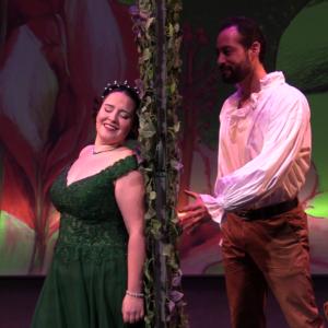 Atelier d'opéra de l'Université de Montréal - Vénus et Adonis : L'amour en version distanciée